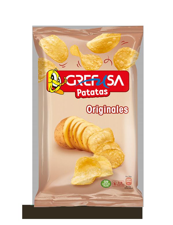 patatas artesanas